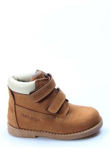 Fast Step Bebek Ayakkabısı Taba